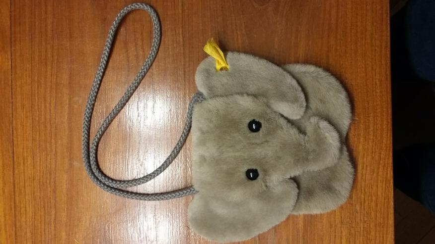 Steiff Brustbeutel Elefant