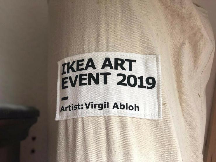 Off-White x IKEA Keep Off TeppichRug  Designer Virgil Abloh 200 x 300 - Teppiche - Bild 1