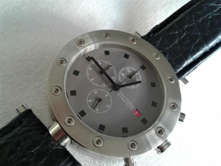 Bild 3: Team Telekom Chronograph