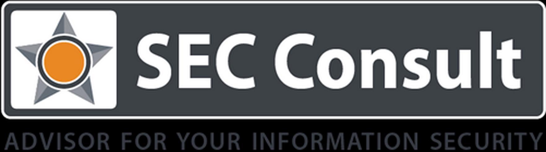 Tech. Security Consultants (w/m/d)