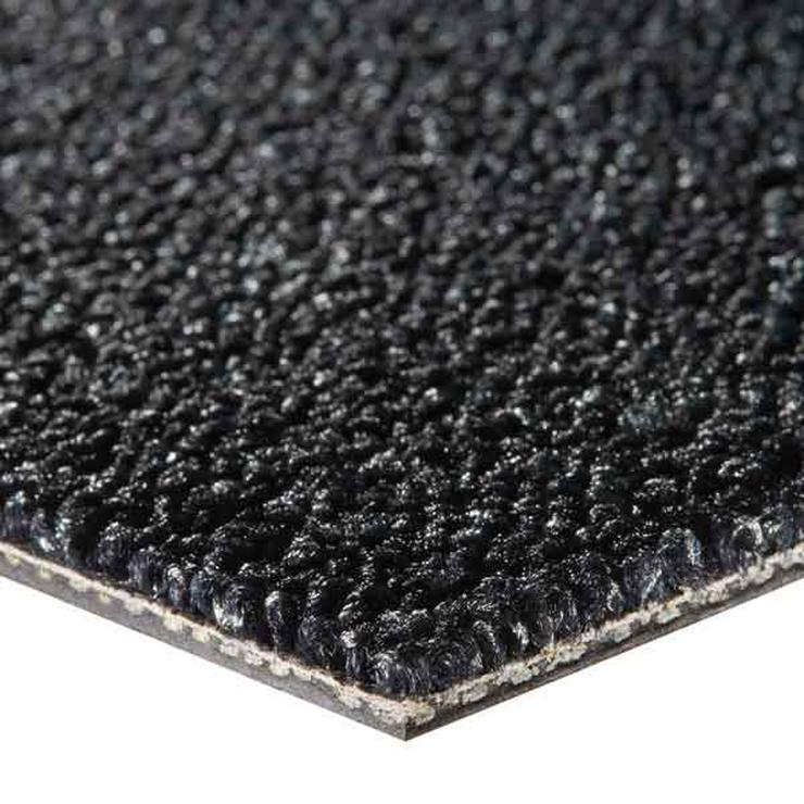Bild 2: 180m2 Touch & Tones 101 Black Interface Teppichfliesen