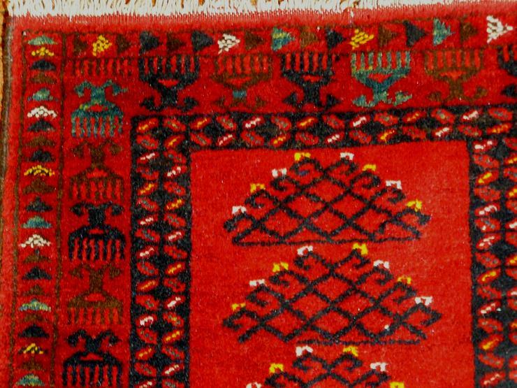Bild 2: Orientteppich, Ersari, 60 J. alt 155x113 (T079)