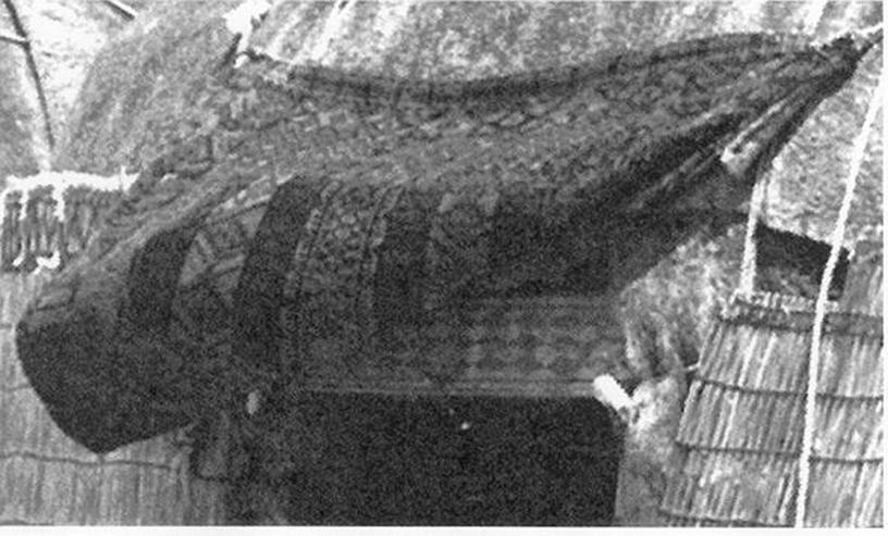 Bild 6: Orientteppich, Ersari, 60 J. alt 155x113 (T079)