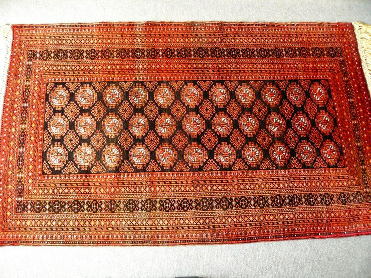Orientteppich Turkestan alt 185x111 (T039)