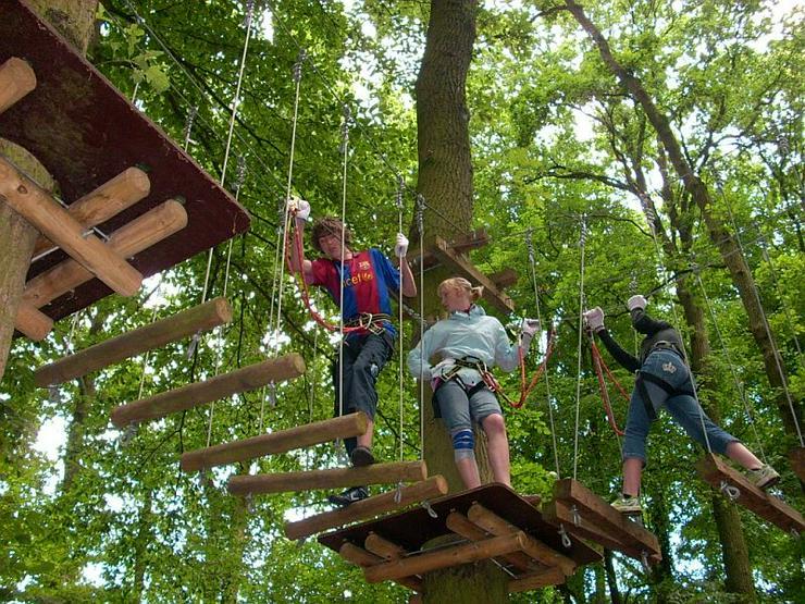 Ferienlager für Kinder von 8 - 14 Jahren