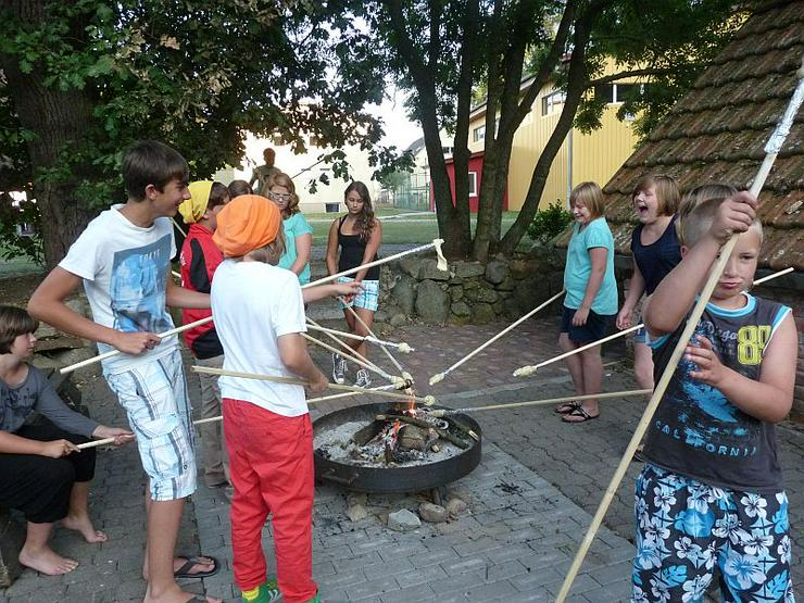 Bild 2: Ferienlager für Kinder von 8 - 14 Jahren