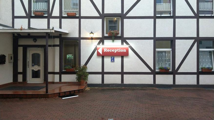 Zentral und ruhig gelegenes Hotel mit hoher Auslastung!