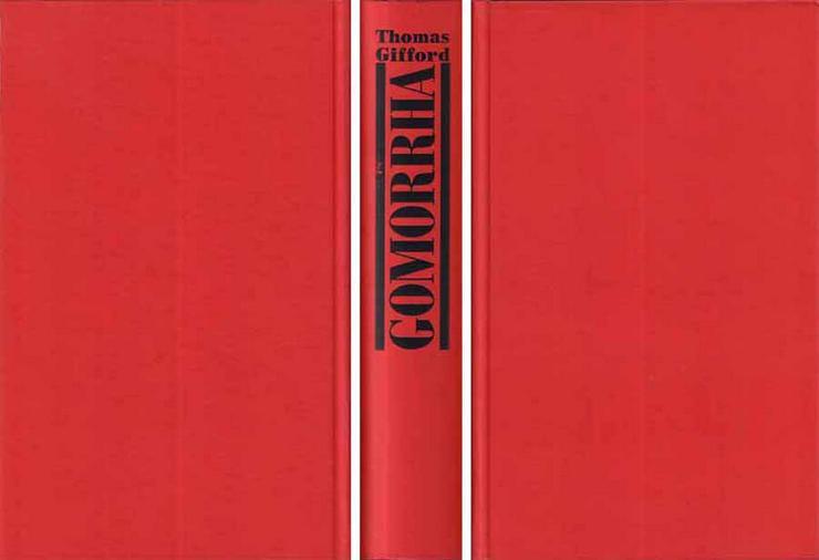Bild 2: Buch von Thomas Gifford - Gomorrha - ein Roman - 1997