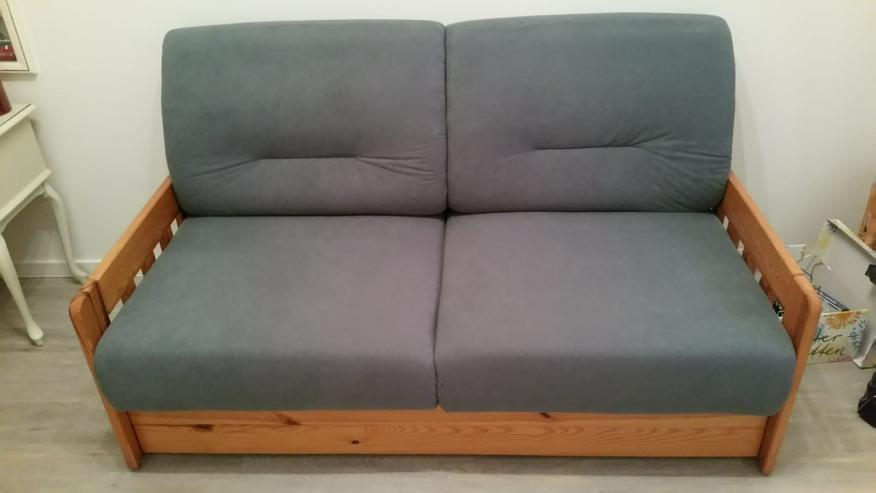 Couch ausklappbar