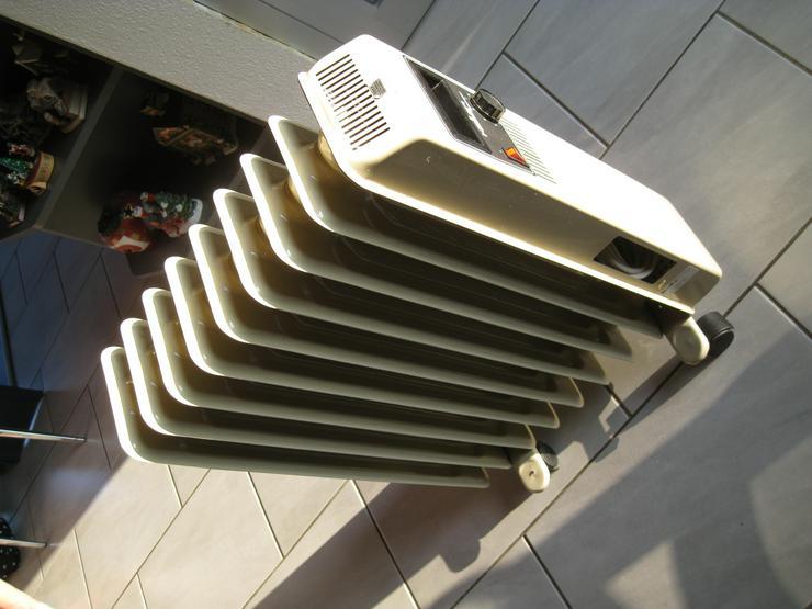 HELLER Elektro Heiz Radiator Thermo 2000