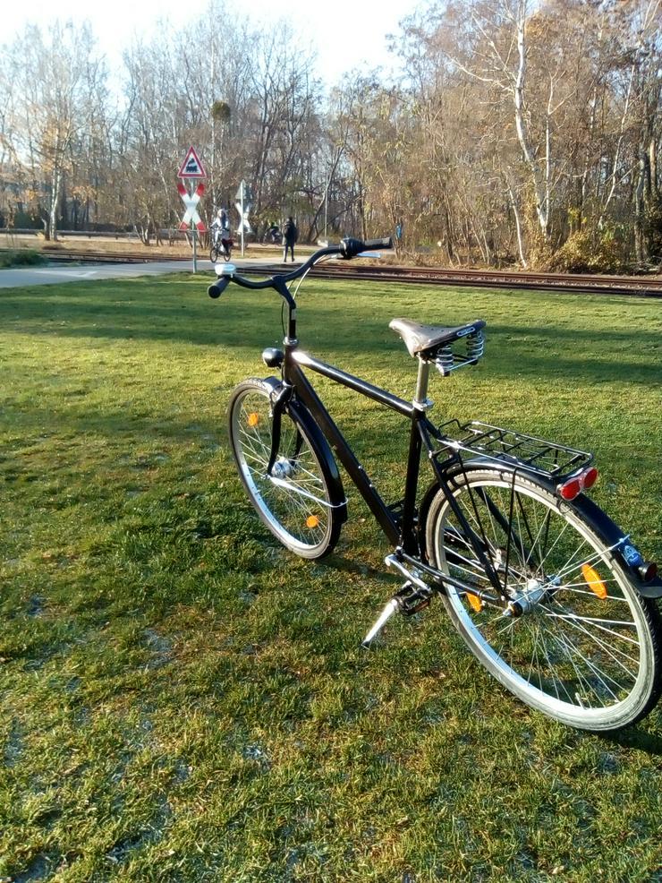 28 zoll retro/vintage neuwertiges Diamant Herren city bike