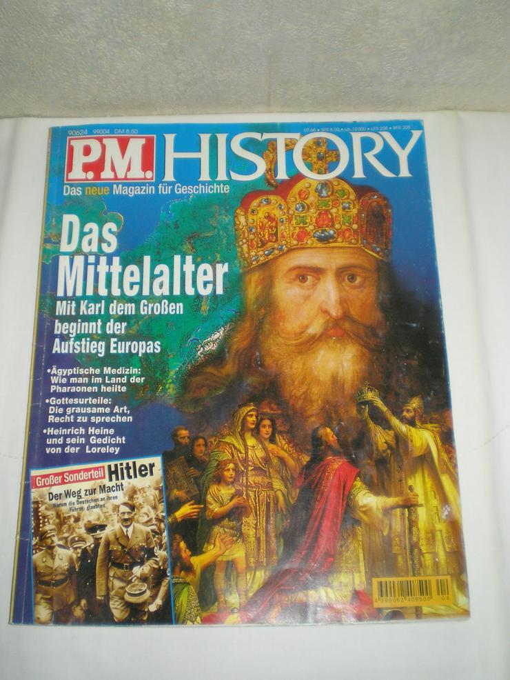 Bild 3: ASTAN Musikmagazine + ASTAN Musik-CD, Buch Olymp. Sommerspiele, PM Geschichtsmagazin