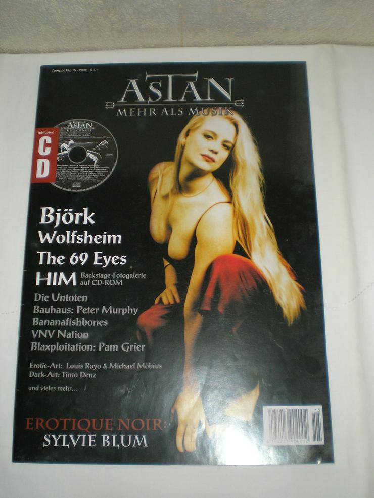 ASTAN Musikmagazine + ASTAN Musik-CD, Buch Olymp. Sommerspiele, PM Geschichtsmagazin
