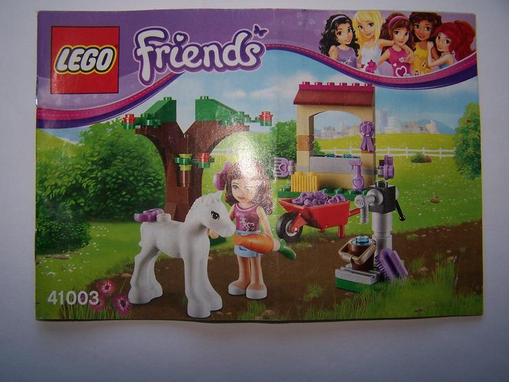 4X Lego Friends