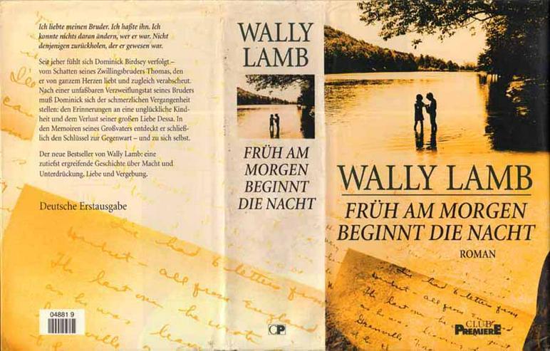 Buch von Wally Lamb - Früh am Morgen beginnt die Nacht - ein Roman - 1999 - Romane, Biografien, Sagen usw. - Bild 1