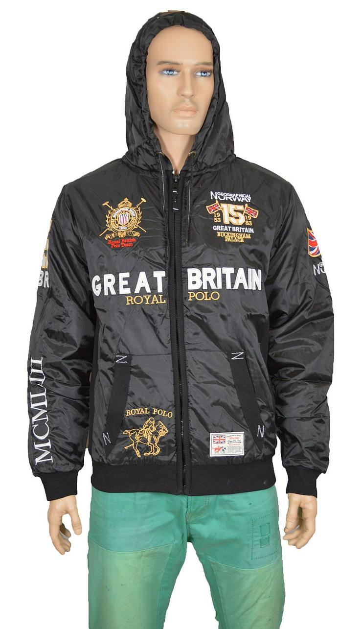 GN Bingland Great Britain Jacken nur für Abholer 11021602  - Größen 56-58 / XL - Bild 1
