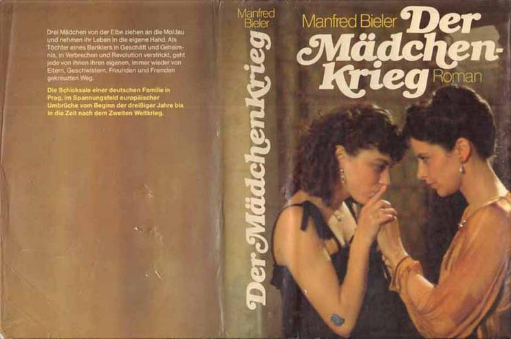 Buch von Manfred Bieler - Der Mädchenkrieg - ein Roman - 1975 - Romane, Biografien, Sagen usw. - Bild 1