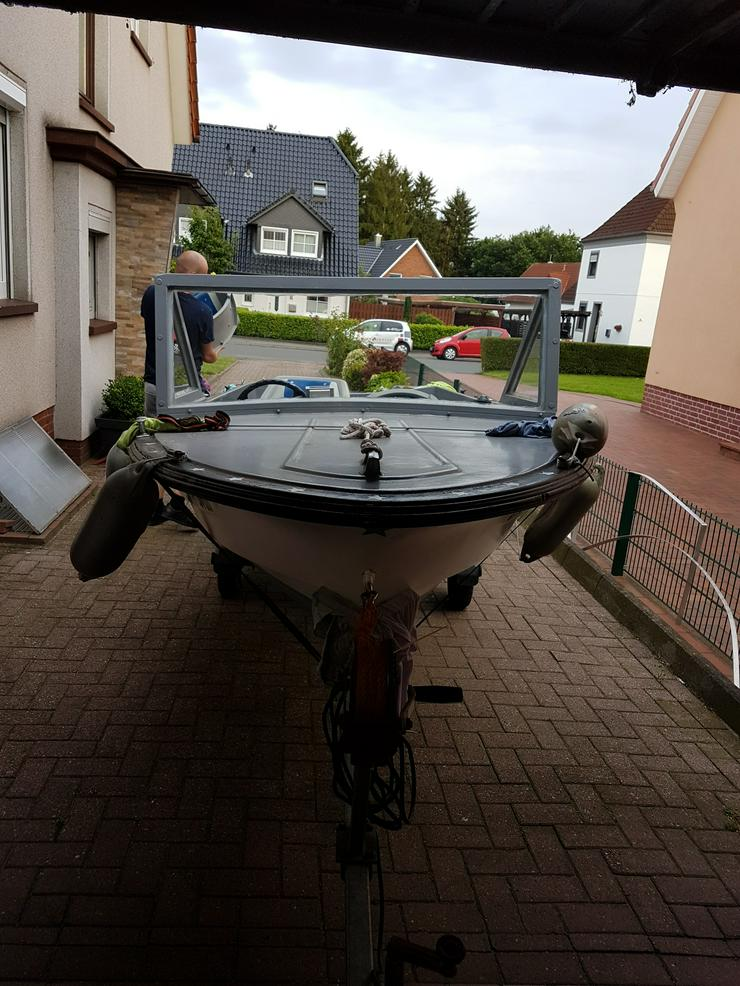 Tolles Angelboot oder Freizeitboot - Angelboot - Bild 1