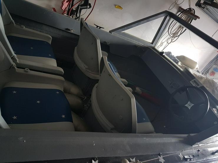 Bild 3: Tolles Angelboot oder Freizeitboot