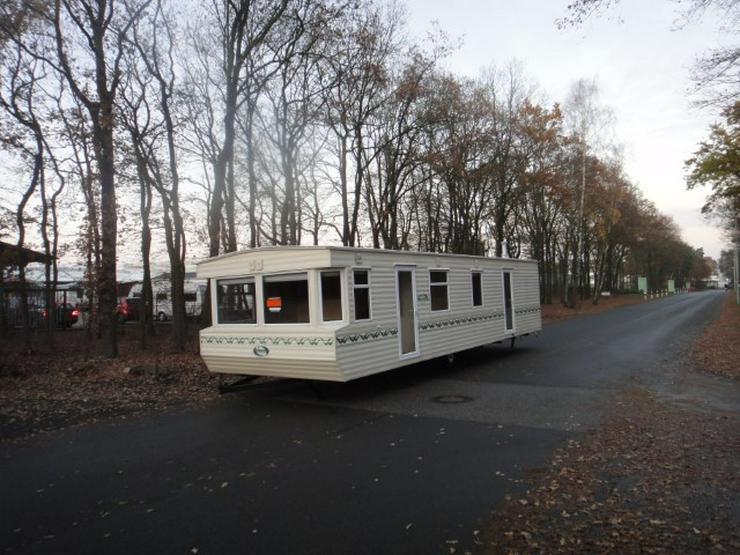 Mobilheim Nordhorn Willerby Salsbury winterfest wohnwagen dauerwohnen caravan