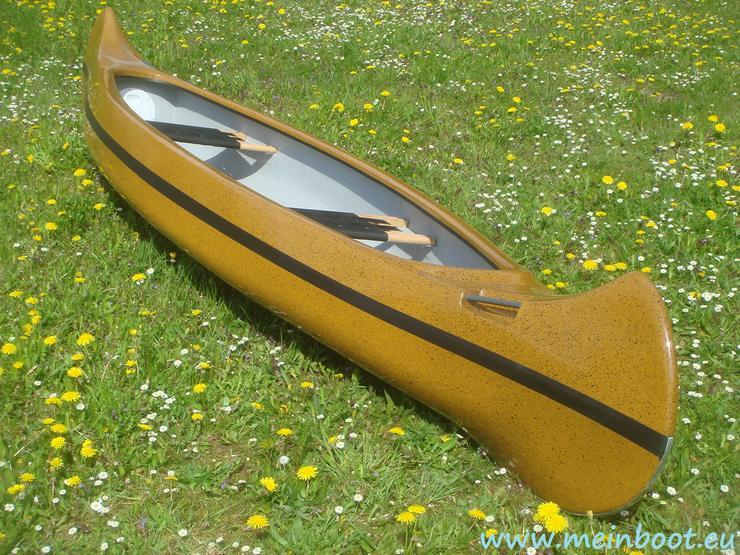 NEU! Kanu 2er Kanadier 420 - Kanus, Ruderboote & Paddel - Bild 1