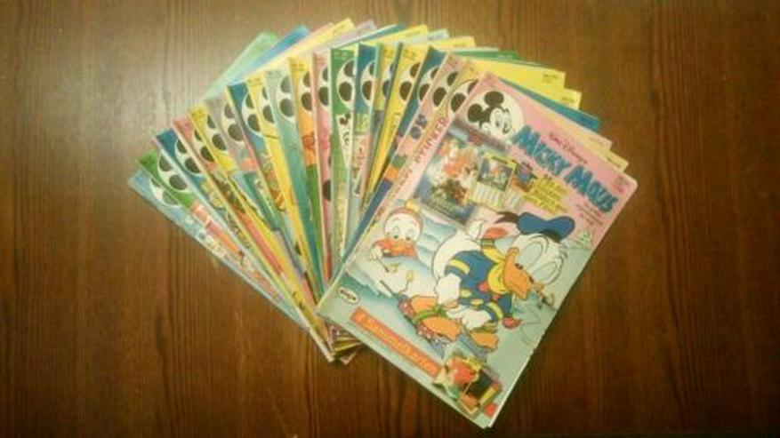 Micky Maus Comichefte von 1990