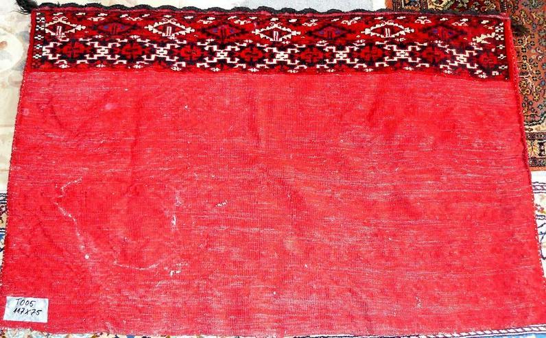 Bild 3: Orientteppich Salor Tschowal-Tasche (T005)
