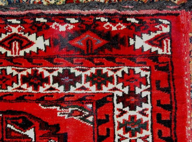 Bild 2: Orientteppich Salor Tschowal-Tasche (T005)