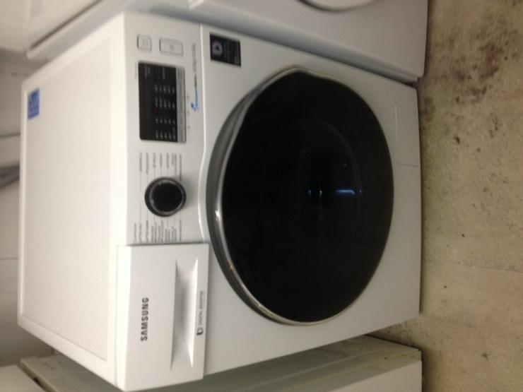 Stand - Waschtrockner Samsung WD82J5400AW - Weitere - Bild 1