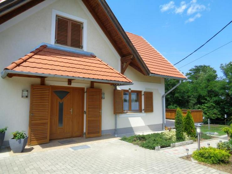 Bild 2: Einfamilienhaus in Balatonederics