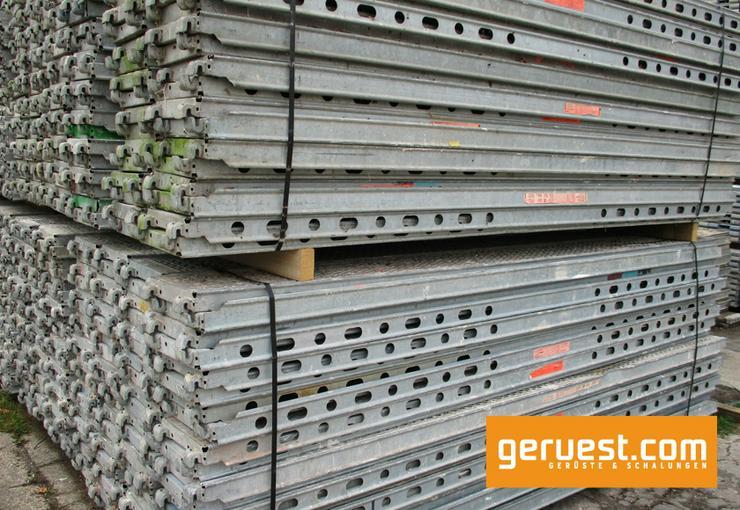 Bild 2: ✔ Layher U-Stahlboden 3,07 x 0,32 m gebraucht ✔
