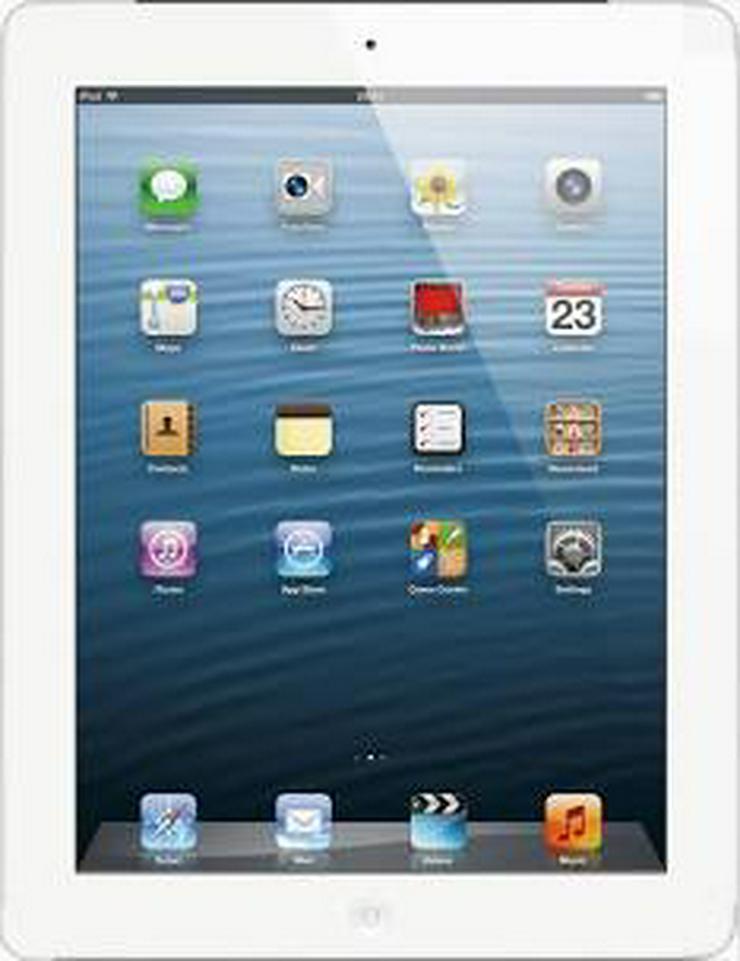 """Tablet Apple iPad 4 9,7"""" 16GB [Wi-Fi + Cellular] weiß"""