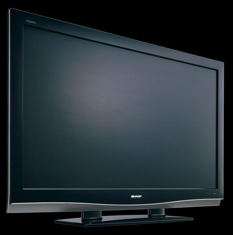 Sharp Aquas LCD 46 XD1 46 Zoll 16:9 Full-HD LCD Fernseher.