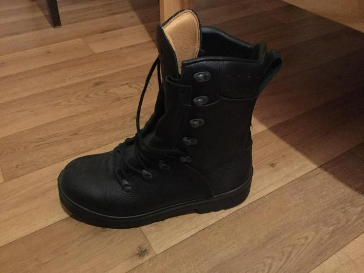 Bild 4: Dicke Schuhe massiv für Winter innen echt leder