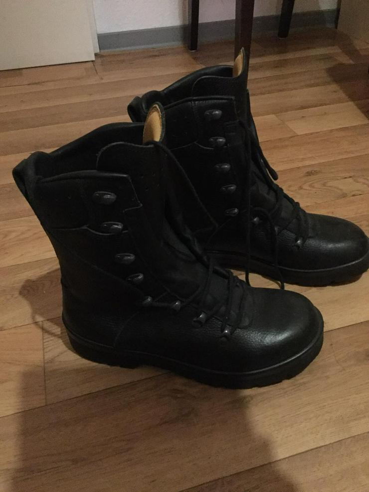 Bild 2: Dicke Schuhe massiv für Winter innen echt leder