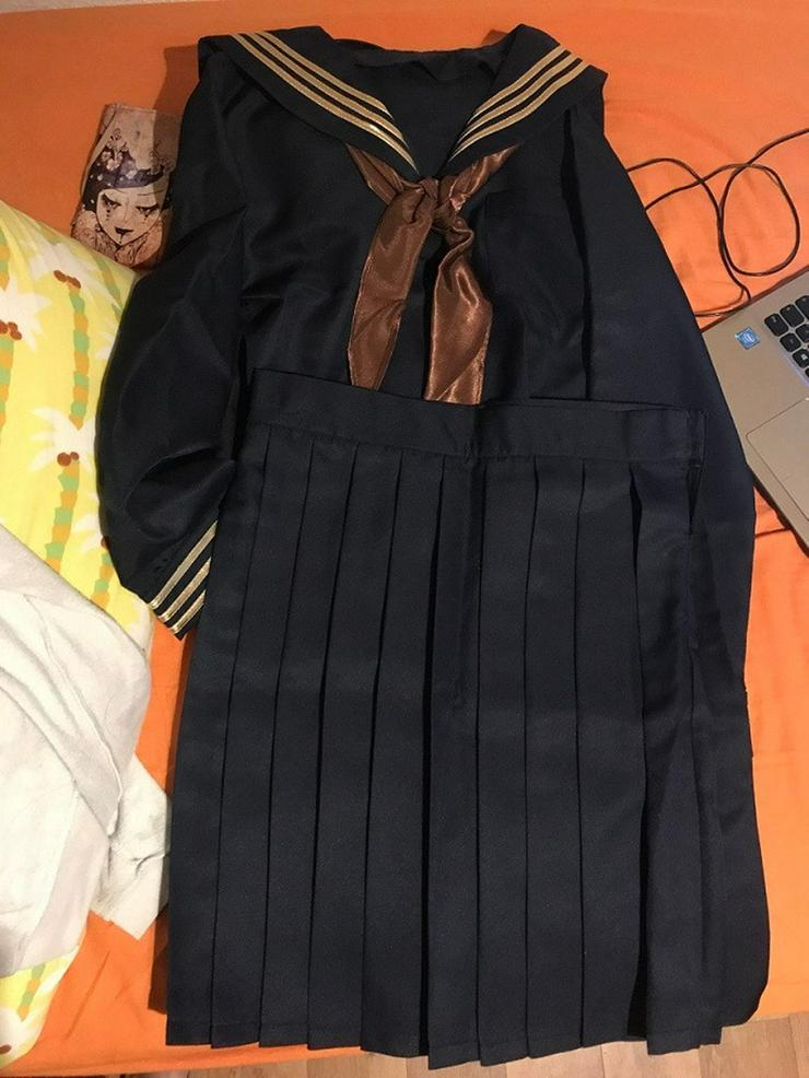 Japanische Schul Uniform für Cosplay - neuwertig