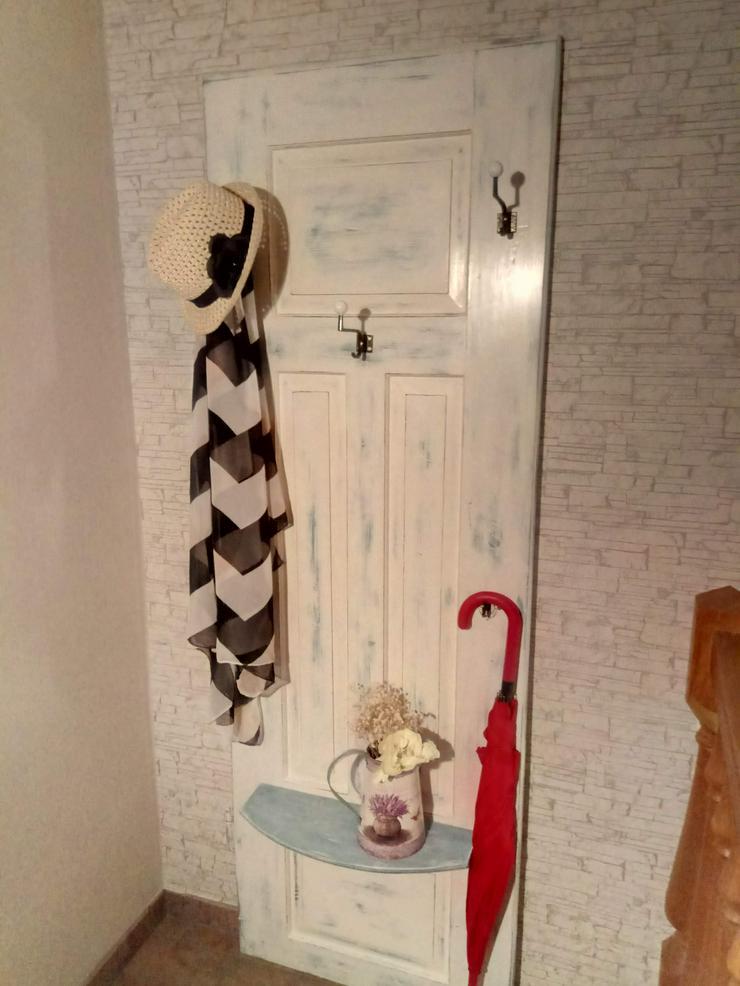 """Wandgarderobe Vintage ,,Shabby Chic"""" - Kleiderständer & Wandgarderoben - Bild 3"""