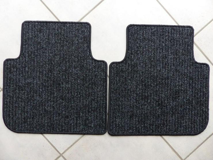 Kodiaq Textilfußmatten neu
