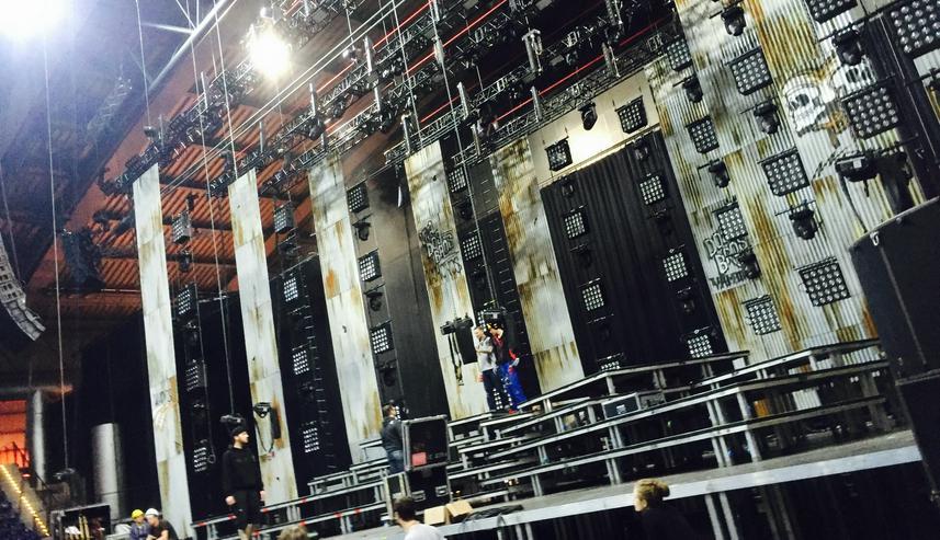 Stagehand / Eventhelfer in Dresden gesucht!