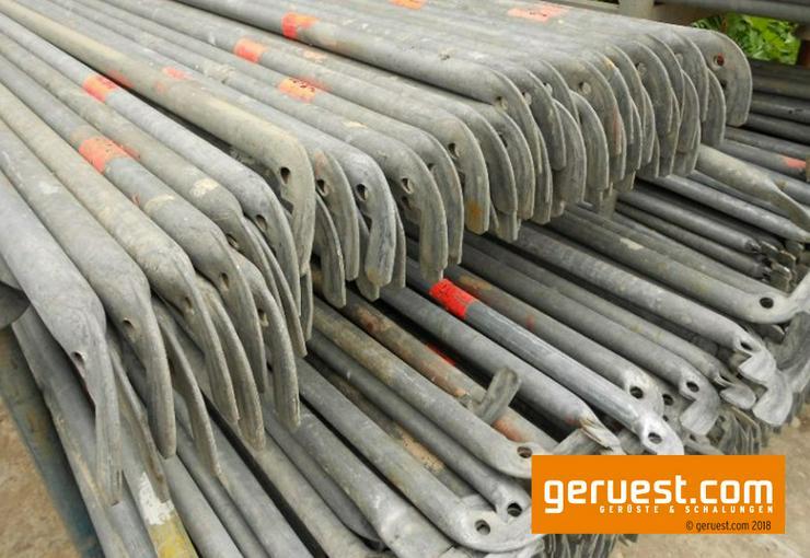 Bild 3: 501 m² gebrauchtes Baugerüst / Fassadengerüst - Layher Blitz 73