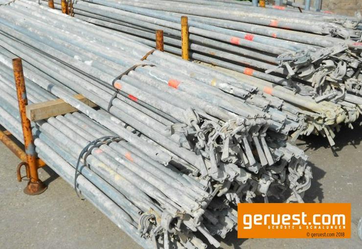 Bild 2: 501 m² gebrauchtes Baugerüst / Fassadengerüst - Layher Blitz 73