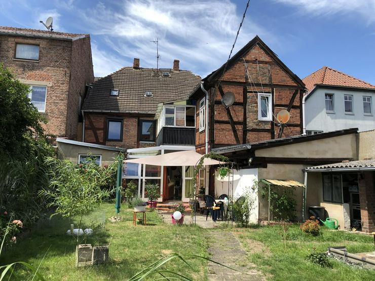 Dömitz Altstadt - Historisches Miethaus mit 12,05% Rendite