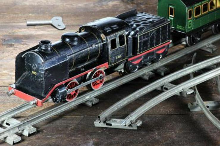 Ankauf Märklin Modelleisenbahnen und altes Spielzeug