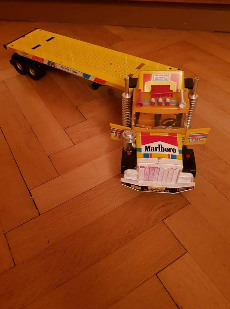 Spielzeugauto DDR Blechauto MSB Blechspielzeug Truck