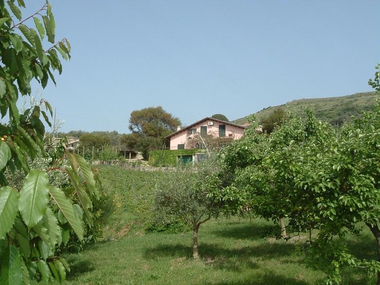 Grosszuegiges Landhaus, Bosa, Sardinien, Italien