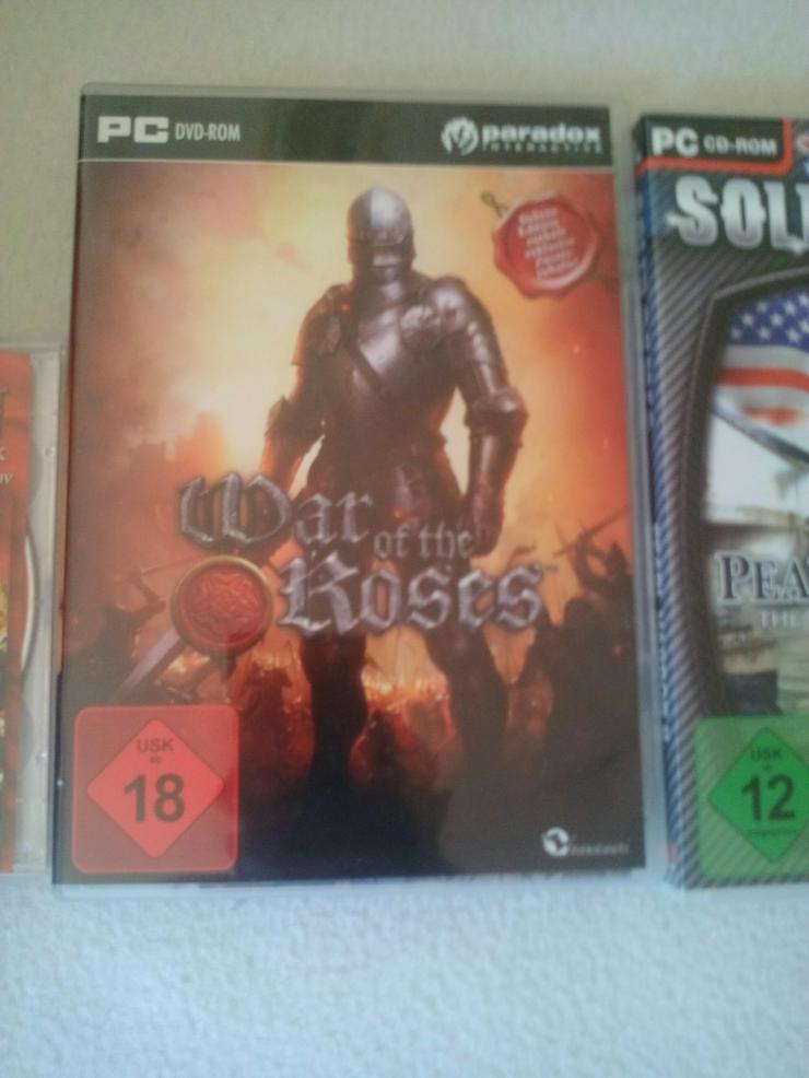 3 Games für den PC zu verkaufen