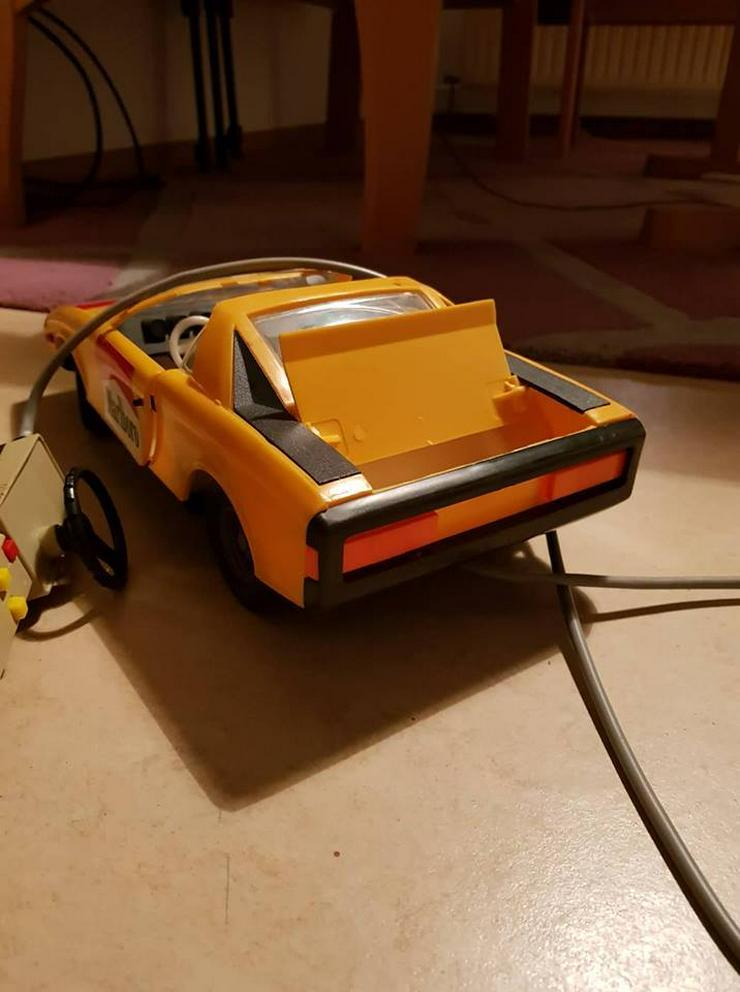 Spielzeugauto Alfetta Spider von Anker aus der DDR