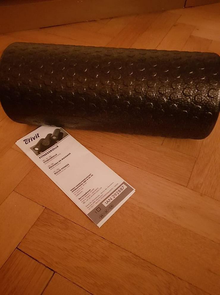 Fitnessrolle Fitness Sport Rolle Muskulatur Yoga Pilates Training Massage