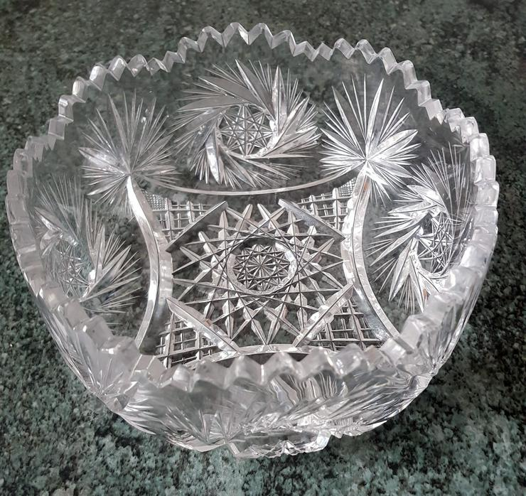 Schüssel aus Bleikristall