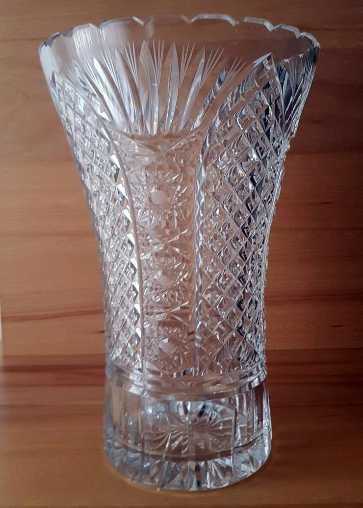 Vase aus Bleikristall